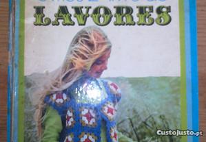 Livro- O meu 2º Livro de Lavores