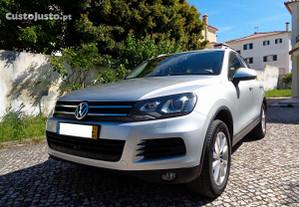 VW Touareg 3.0TDi V6 Tiptronic - 10