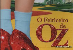 Dvd O Feiticeiro de Oz - musical - 2 dvd's