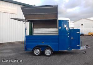 Atrelado Reboque Rolote Food Truck IVA Incluido