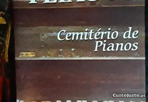 Jose Luis Peixoto Cemiterio de pianos