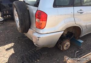 Peças Toyota RAV4