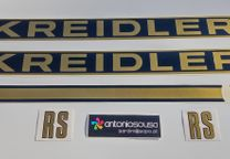 autocolantes Kreidler RS 50 stickers decal
