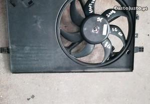 Fiat grande Punto termoventilador