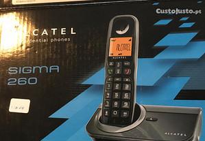 Telefone sem fios Alcatel - Novo