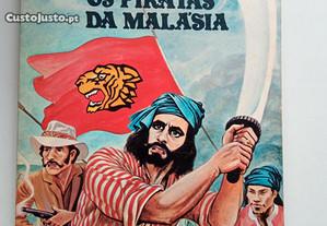 Sandokan, Os Piratas da Malásia, de Emílio Salgari
