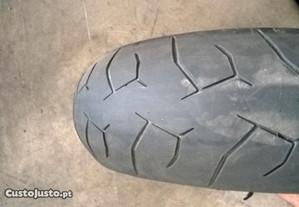pneus moto usados