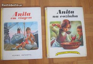 livro da Anita anos 80 Anita na cozinha