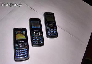 samsung sgh-b130 (2 telemóveis)