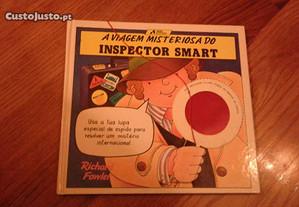 A viagem misteriosa do Inspector Smart, de Richard