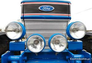 Farol frente tractor ford