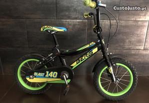 Bicicleta infantil ( 3 aos 6 anos )
