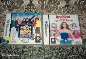 2 jogos Nintendo DS
