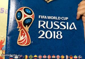Caderneta Fifa world cup RUSSIA 2018