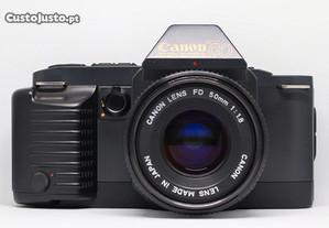 Canon T70 + Canon FD 50mm 1.8 (conjunto vintage)
