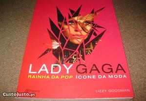 Livro da Lady Gaga