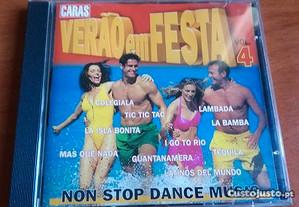 Verão em Festa Vol 4 1998 Colectânea Revista Caras