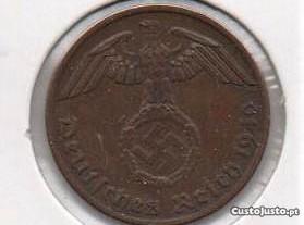 Alemanha (3º Reich) - 1 Reichspfennig 1940 A -bela