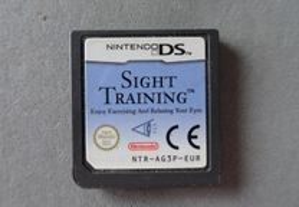 Jogo Nintendo DS - Sight Training