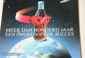 Livro 100 anos sucesso coca-cola - 1985