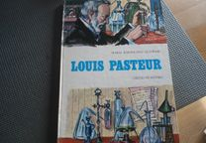 Louis Pasteur por Maria Bartolozzi Guaspari