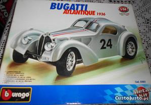 Kit burago bugatti athantique escala 1/24
