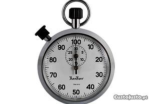 Hanhart 1/100 Split Second Stopwatch