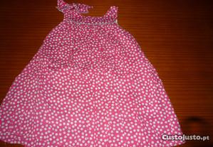 Vestido Zara Baby 24-36 Meses Lindíssimo e Barato
