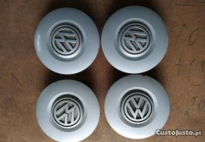 4 Tampões de roda VW como novos originais: