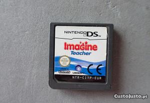 Jogo Nintendo DS - Imagine Teacher