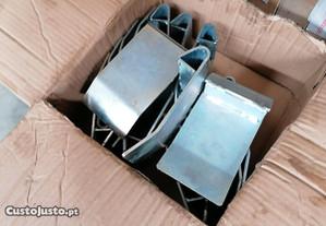 Chapas de proteção zincadas para triturador