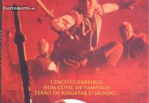 Os Caçadores de Vampiros de Tsui Hark (2003)