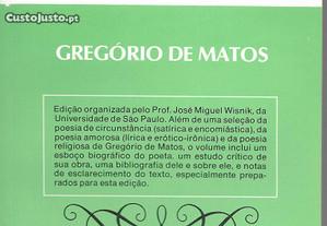 Poemas Escolhidos - Gregório de Matos