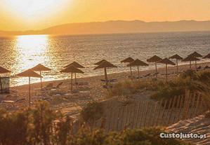 SOLTroia -Casa na Praia Piscina e WiFi