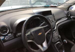 Kit de air bags Chevrolet Orlando