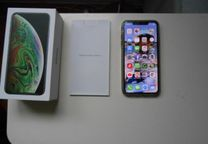 Iphone XS MAX512GBSpaceGrayComoNovoOriginalEmCaixa
