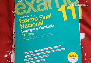 Exame final nacional Biologia e Geologia 2016. do