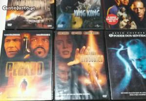 Filmes dvd ( vários) originais novos