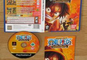 Playstation 2: One Piece - Grand Battle