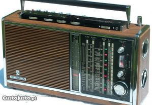 Radio Portátil Grunding