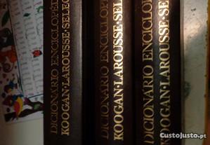 Dicionários Enciclopédicos koogan Larouse Seleções