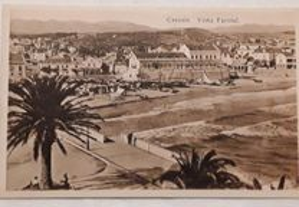 Bilhete Postal antigo de Cascais