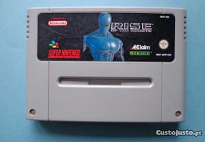 Jogos Super Nintendo - Rise of the robots