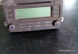 Rádio VW golf 5 2005