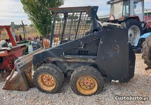 Trator-Mini carregadora BOBCAT para peças