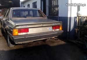 Peugeot 505 25d carro - 89