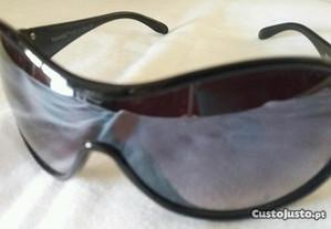 Oculos sol senhora chanel c/ novos