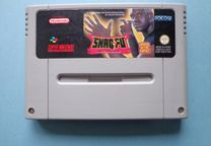 Jogos Super Nintendo - Shaq-Fu