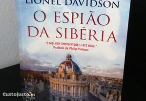 O Espião da Sibéria de Lionel Davidson