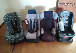 Cadeiras auto reclináveis